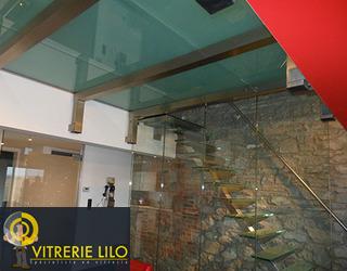 Vitrerie Lilo -  Escaliers