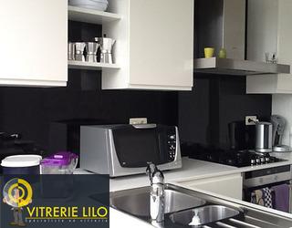 Vitrerie Lilo -  Crédences de cuisine